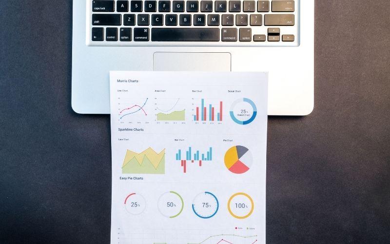 google analytics website design tips with She Rocks Digital Hobart