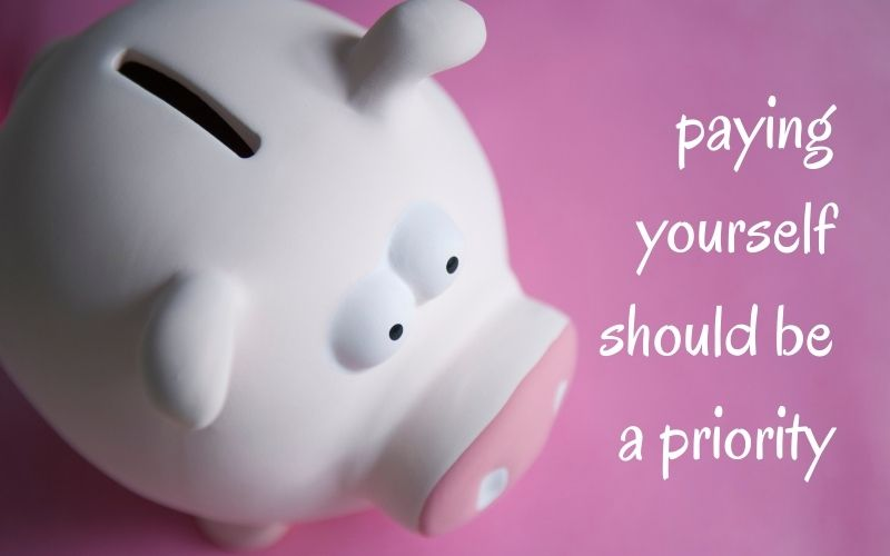 paying yourself should be a priority is small business advice from digital marketer she rocks digital hobart